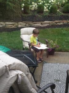 Lucas sketching